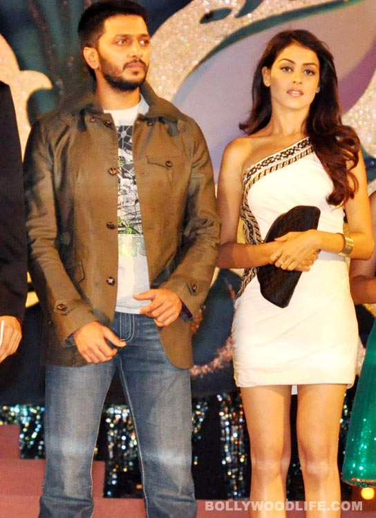 Riteish Deshmukh, Genelia D\'Souza to have a Maharashtrian wedding ...