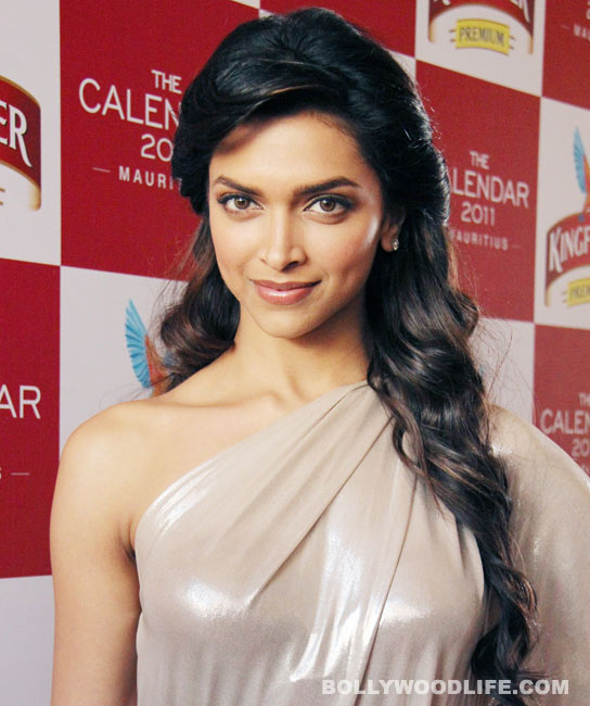 Deepika Padukone Real