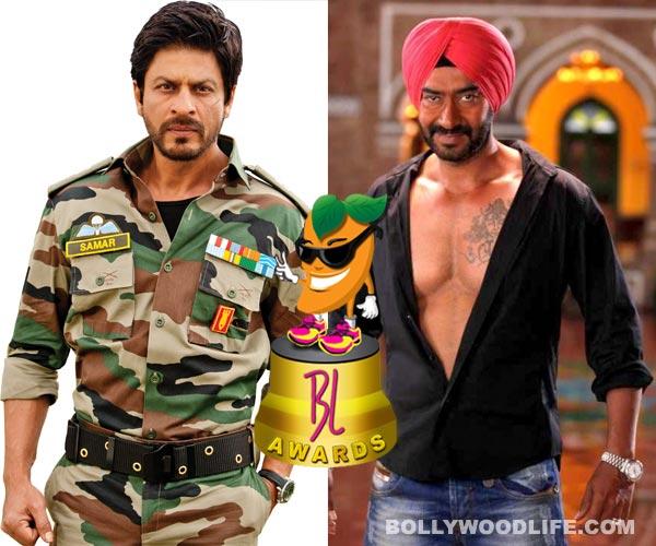 Jab Tak Hai Jaan vs Son Of Sardaar – Biggest fight of the year: BollywoodLife Awards 2012