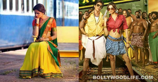 What does Deepika Padukone look hotter in: a half-saree or ...