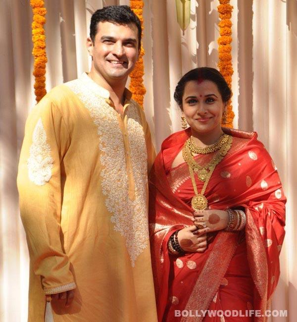 Vidya Balan Siddharth Roy Kapur Wedding Bash Amitabh Bachchan Rekha Aishwarya Rai
