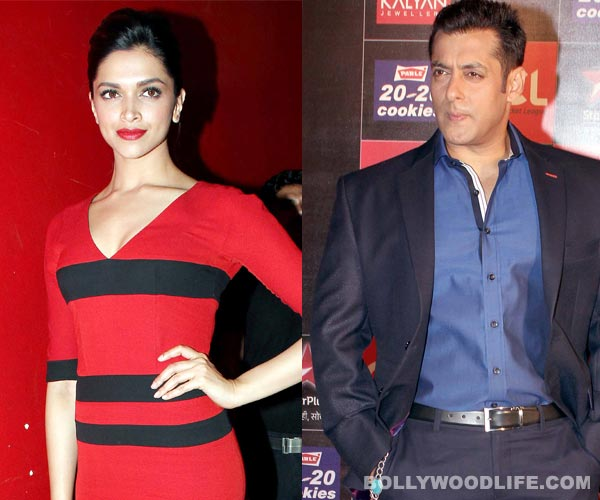 Deepika Padukone And Salman Khan Movie Is Deepika Padu...