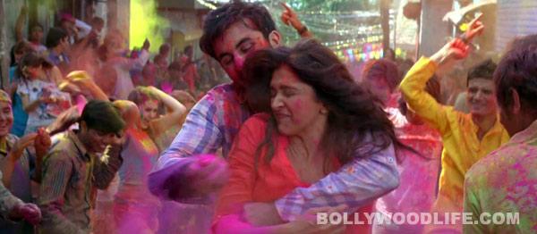 Balam pichkari song from Yeh Jawaani Hai Deewani: Ranbir ...