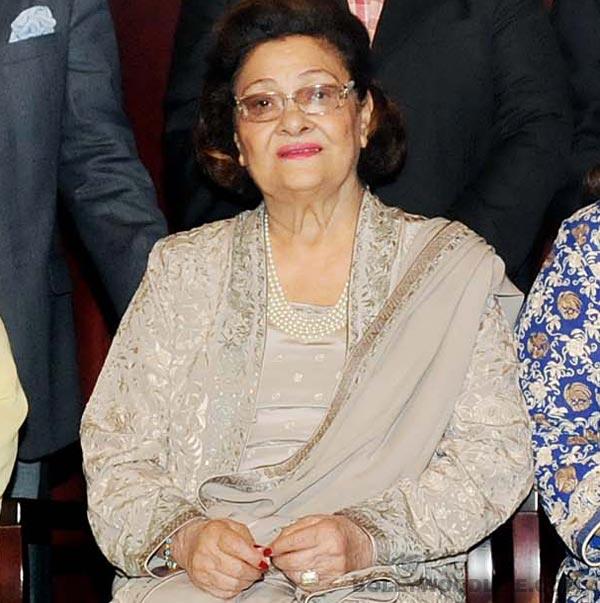 Raj Kapoor's Wife Krishna Raj Kapoor Hospitalised