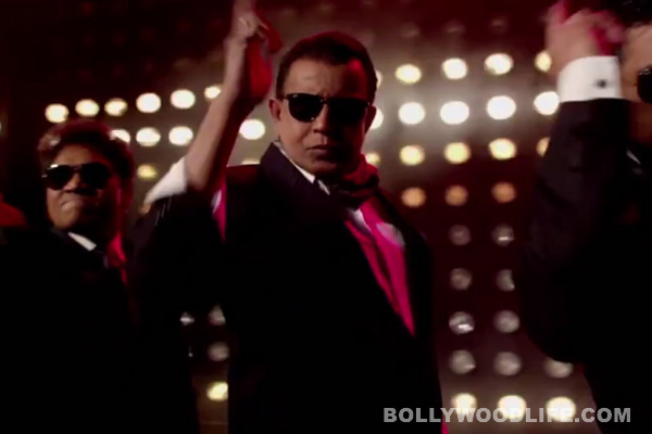 Enemmy song Hit the lights: Mithun Chakraborty, Mahakshay Chakraborty and Sunil Shetty look desperate in this thanda number!