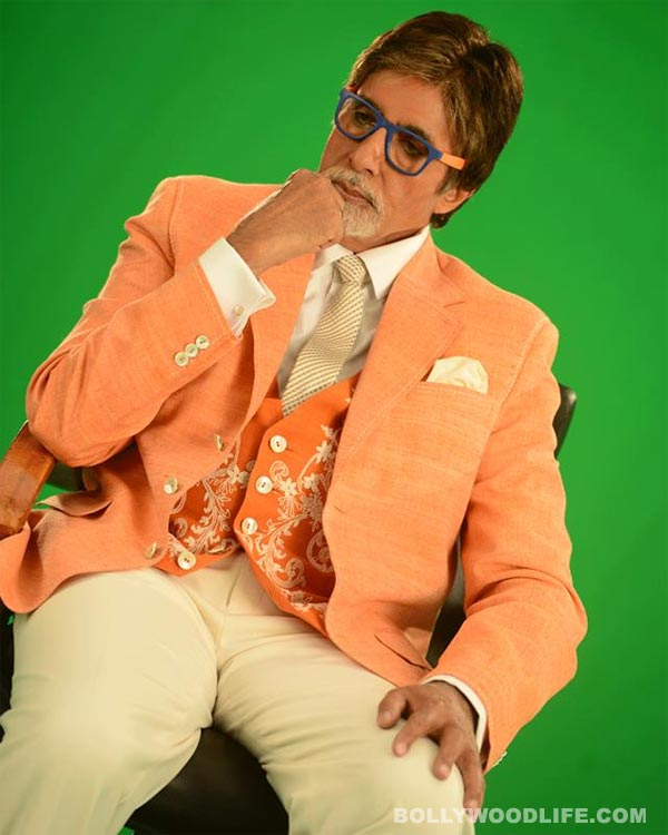 Amitabh Bachchan's style in KBC 7 promo: Outrageous!