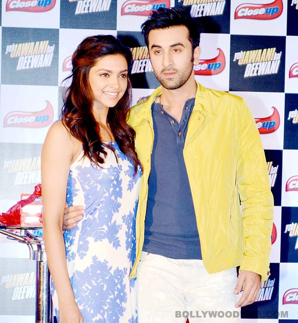 Ranbir Kapoor: Deepika Padukone has surpassed my expectations!