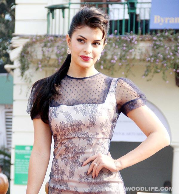 Jacqueline Fernandez kicks it in Bollywood!