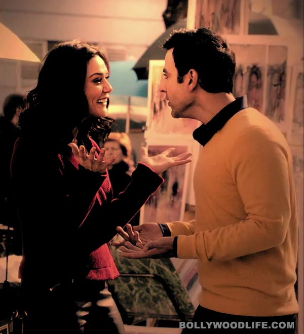 Ishkq In Paris movie review: Preity Zinta, Paris and Prem Raj whip up a souffle romance!