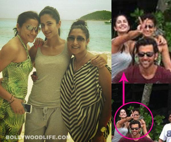 Pics: Hrithik Roshan and Katrina Kaif go Bang Bang in Thailand!