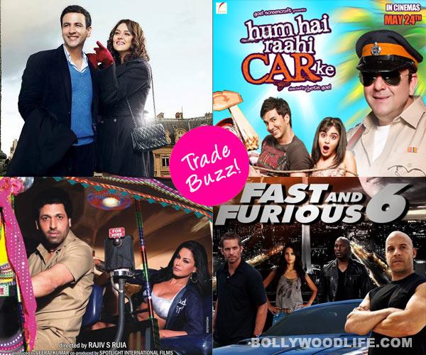 Ishkq in Paris, Hum Hai Raahi Car Ke or Ziindagi 50-50: Which movie will you watch this weekend?