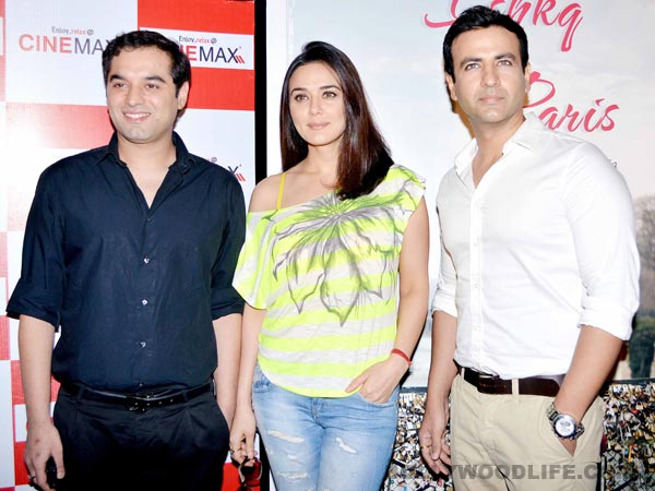 Preity Zinta's Ishkq in Paris to finally release on May 24