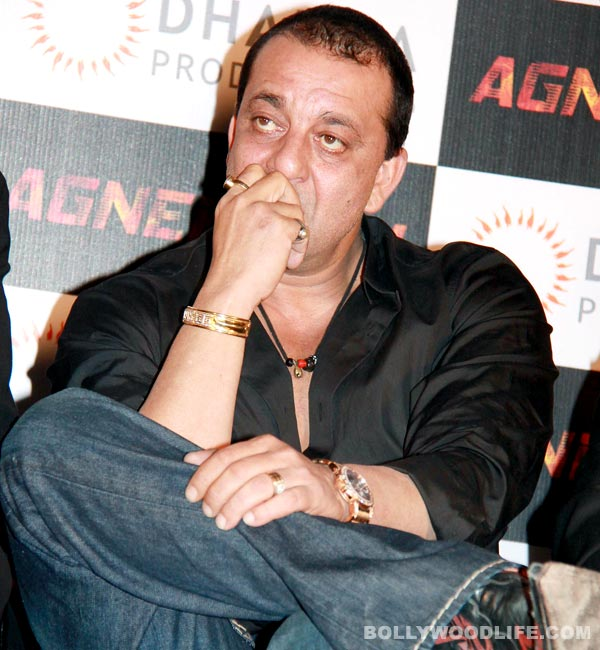 Sanjay Dutt shouldn't be allowed home food, say Yerawada jail authorities