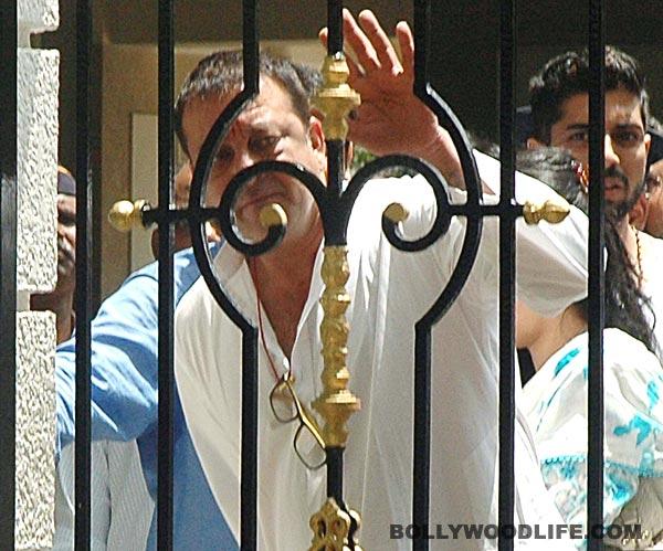 Sanjay Dutt is Qaidi number 16656 at Yerawada jail