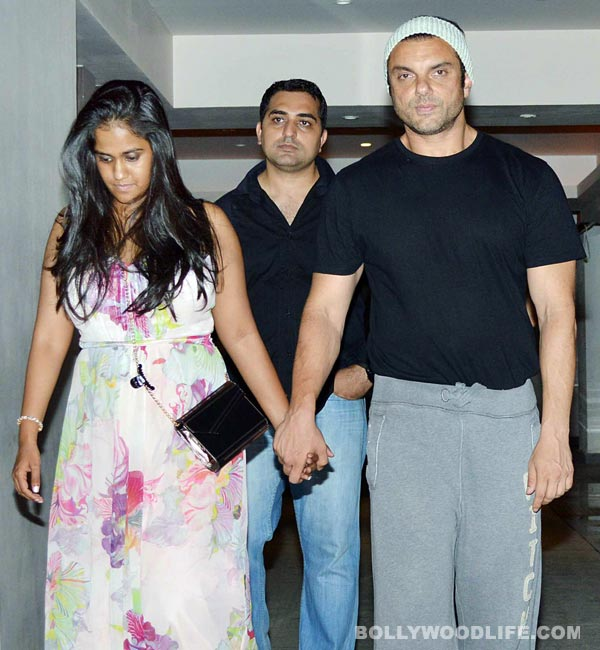 Salman Khan's sister Arpita Khan and Yuvraj Singh's friend in a catfight at Soha Ali Khan's party!