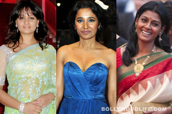 Cannes 2013: Nandita Das, Tannishtha Chatterjee, Tejaswini Kolhapure unimpressive on the red carpet