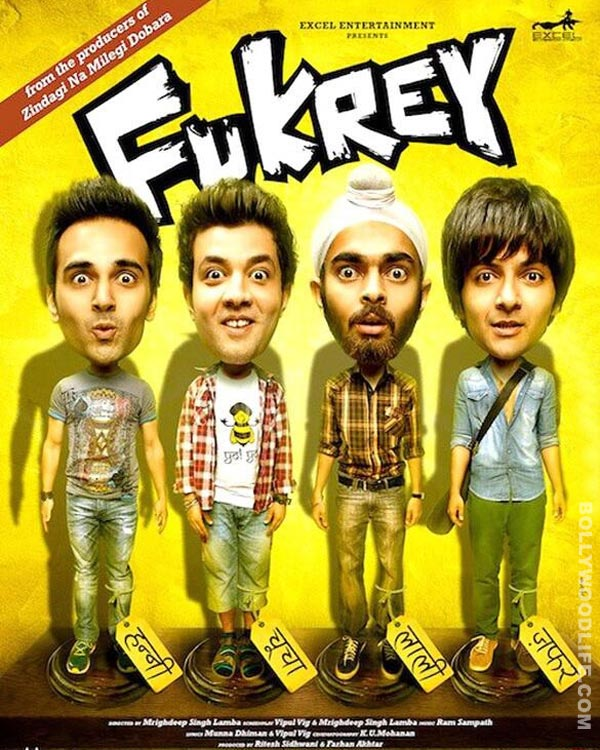 Fukrey music review: Young and energetic, but not that cool!