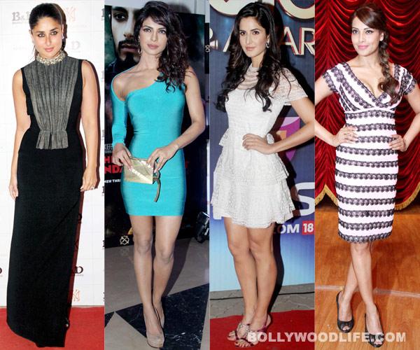 Mithun Chakraborty in trouble for using Kareena Kapoor, Priyanka Chopra, Katrina Kaif and Bipasha Basu's names in Enemmy song