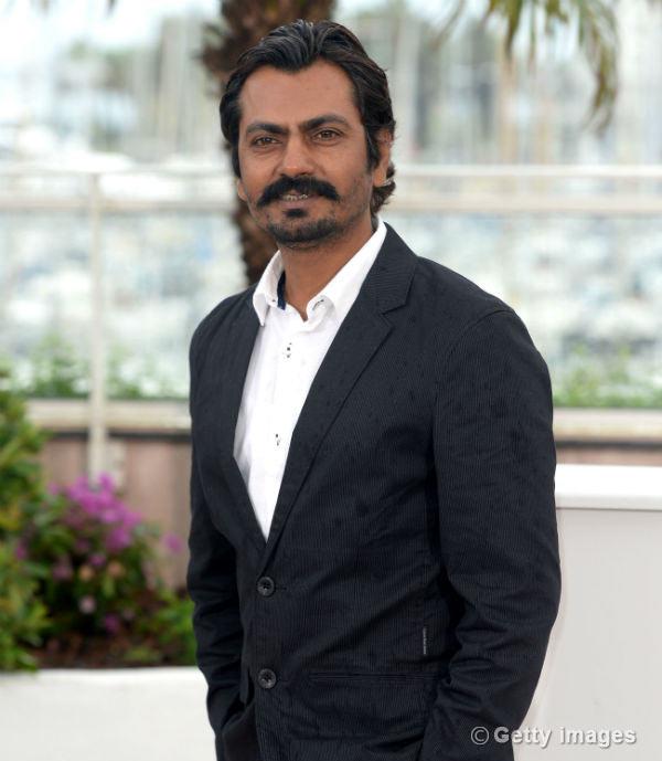 Nawazuddin Siddiqui celebrates his 39th birthday at Cannes 2013