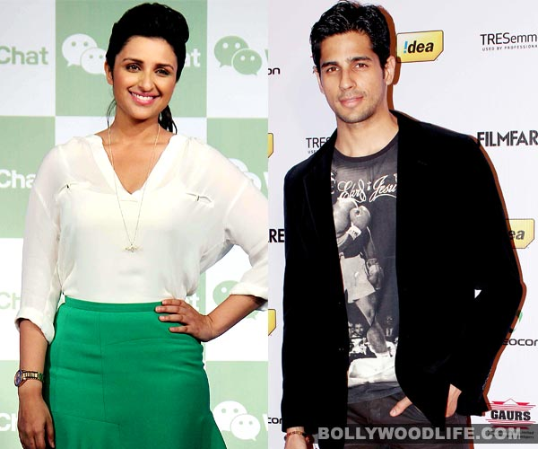 Why is there confusion over Parineeti Chopra and Sidharth Malhotra's kiss in Hasee Toh Phasee?