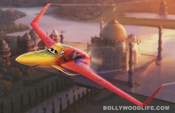 Video: What is Priyanka Chopra saying in her Hollywood flick Planes?