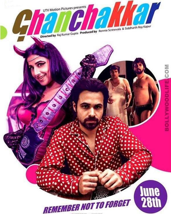 Ghanchakkar music review: Full on entertainment!