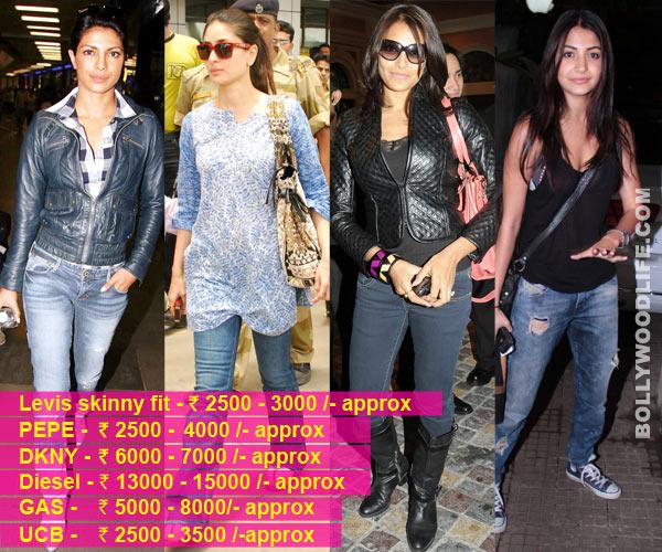 The week of blue jeans: Kareena Kapoor, Priyanka Chopra, Bipasha Basu love their rugged denims