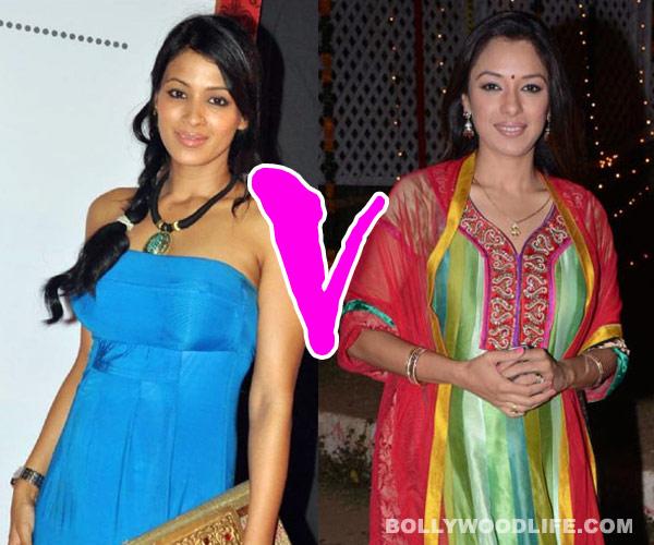 Parvarrish: Will Barkha Bisht be a better mom than Rupali Ganguly?