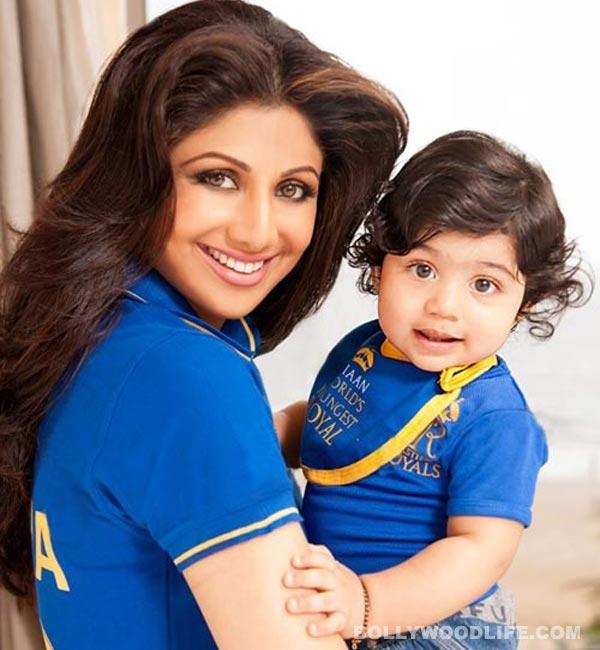 Shilpa Shetty's son Viaan Raj Kundra turns 1 today: Happy birthday!