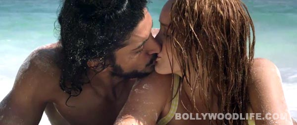 Bhaag Milkha Bhaag song Zinda: Farhan Akhtar has a fling with a brunette!