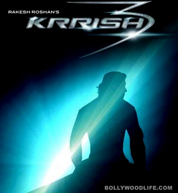 Krrish 3 logo out: Watch video