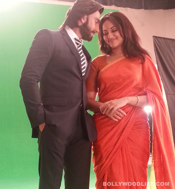 Ranveer Singh and Sonakshi Sinha promote Lootera on SET Max's Festival Of Love: View pics!