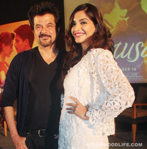 Sonam Kapoor and Anil Kapoor in Hollywood production?