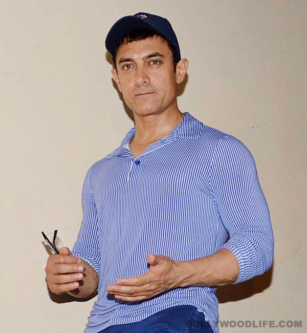 Is Aamir Khan giving himself too much importance?