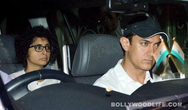 Jiah Khan suicide: Aamir Khan, Kiran Rao visit her family to offer condolences - view pics