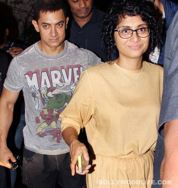 Why doesn't Kiran Rao want Aamir Khan to promote Ship of Theseus?