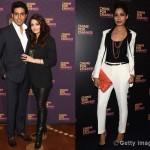 Aishwarya Rai Bachchan, Abhishek Bachchan and Freida Pinto attend Chimes for Change concert in London