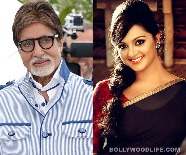 Amitabh Bachchan and Manju Warrier in jewellery ad!
