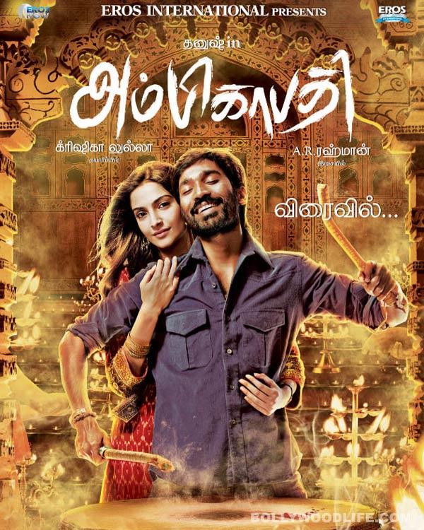 Ambikapathy movie review: Dhanush and Sonam Kapoor shine in Raanjhanaa Tamil version