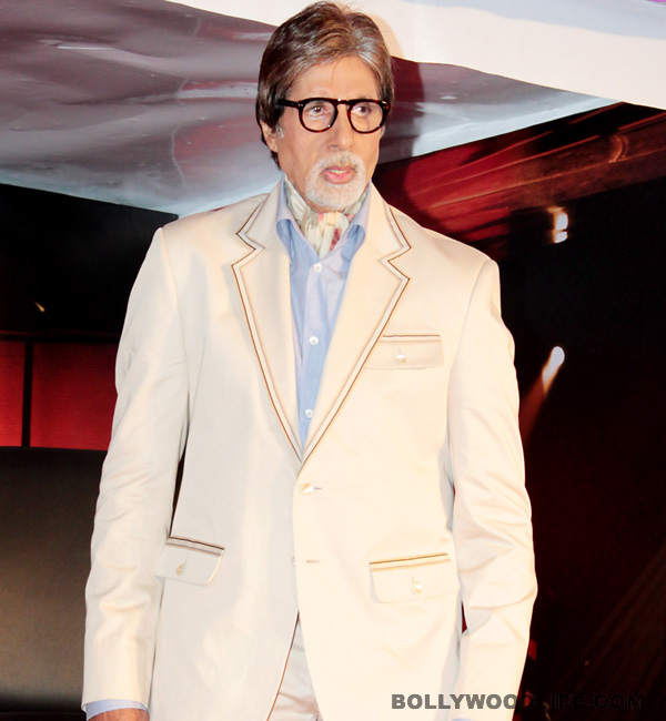 Amitabh Bachchan buys a fifth bungalow in Juhu!