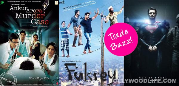 Fukrey, Ankur Arora Murder Case or Superman: Which movie will you watch this weekend?