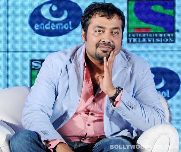 Anurag Kashyap puts on his shorts