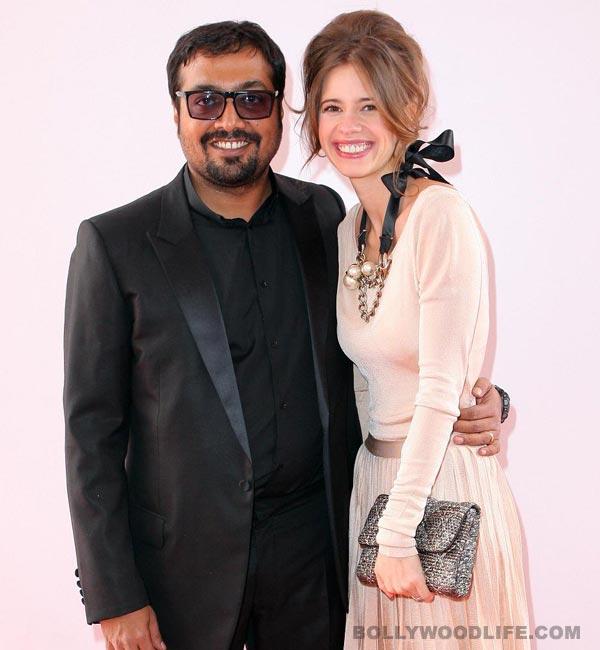Why are Anurag Kashyap and Kalki Koechlin hiding their marital problems?