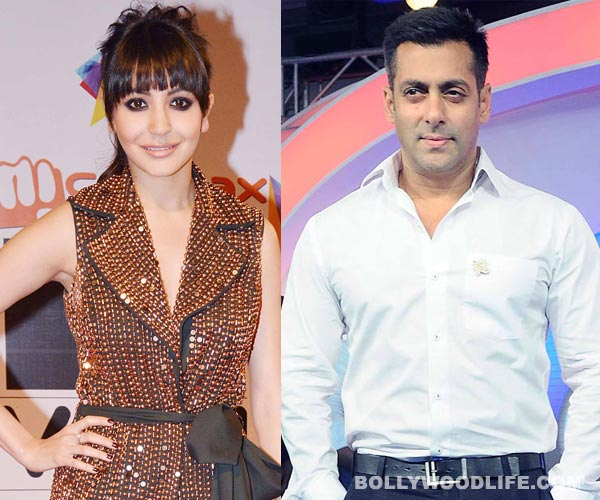 Anushka Sharma opposite Salman Khan in Sooraj Barjatya's next