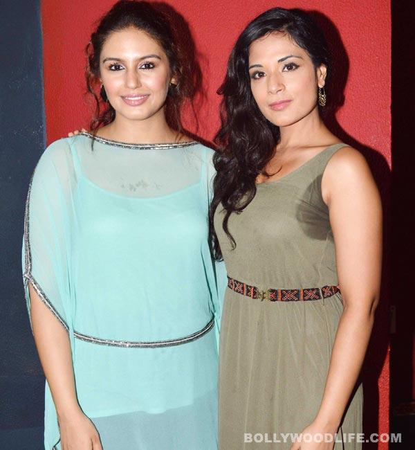 Huma Qureshi or Richa Chadda: Whose style do we approve of?