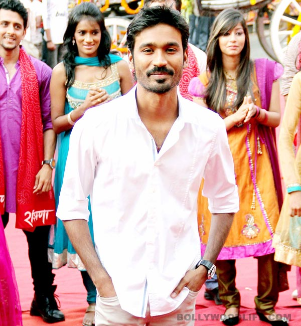 Dhanush: Aishwarya sent me a 'keep in touch' message and I took that way too seriously!