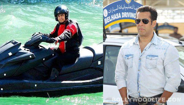 Aamir Khan and Salman Khan change Dhoom:3 and Mental release dates, yet again!
