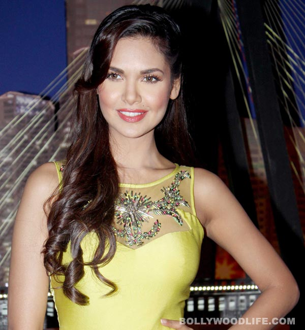 Is Esha Gupta throwing tantrums?