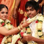 GV Prakash weds Saindhavi in a traditional ceremony – View pics!