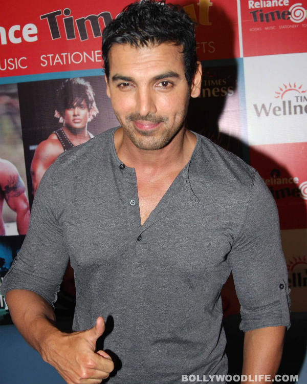 John Abraham partners with boxer David Haye to open fitness centres